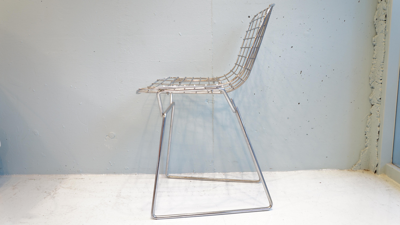 Knoll Bertoia Side Chair Kids Size/ノル ベルトイア サイドチェア キッズサイズ