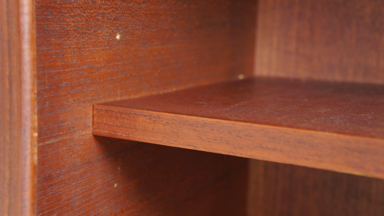 TEAK WOOD SHELF SCANDINAVIAN STYLE / チーク材 シェルフ 棚
