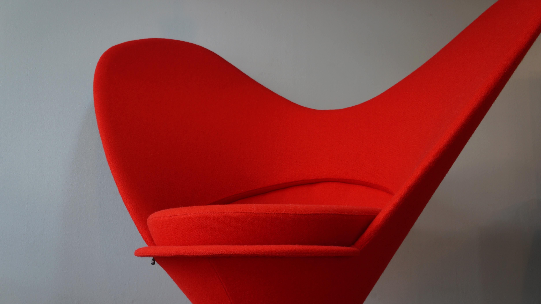 Vitra  Heart Cone Chair  Model No. K3