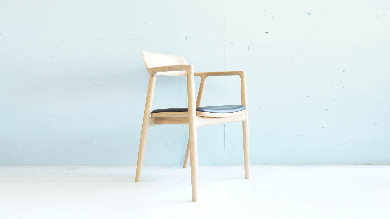 maruni collection arm chair HIROSHIMA design by NAOTO HUKASAWA / マルニ コレクション ヒロシマ アームチェア 深澤直人 デザイン