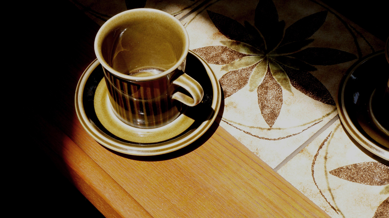ARABIA cup&saucer KOSMOS
