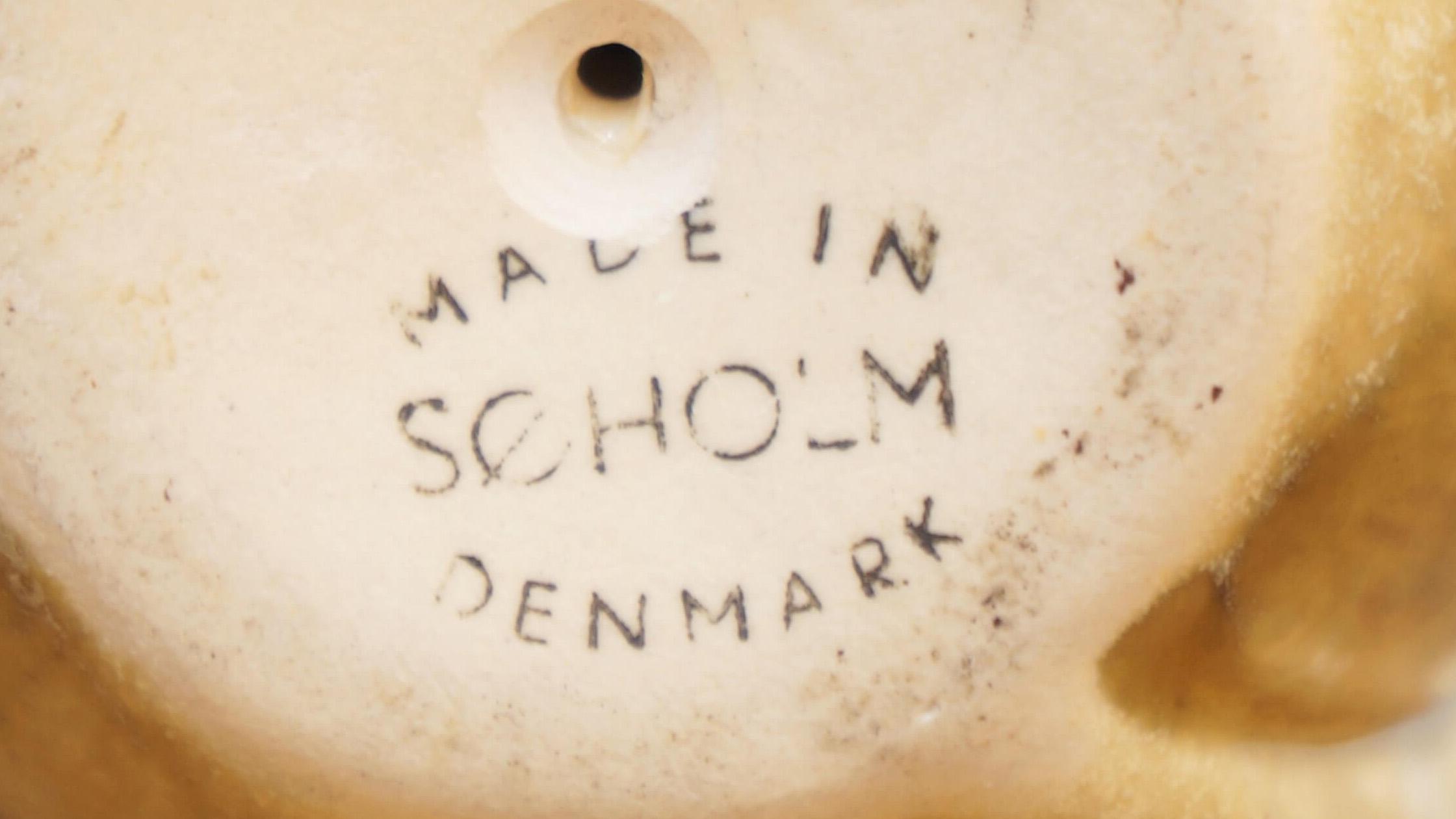 SOHOLM Elephant Figurine Denmark/スーホルム 象の置物 デンマーク