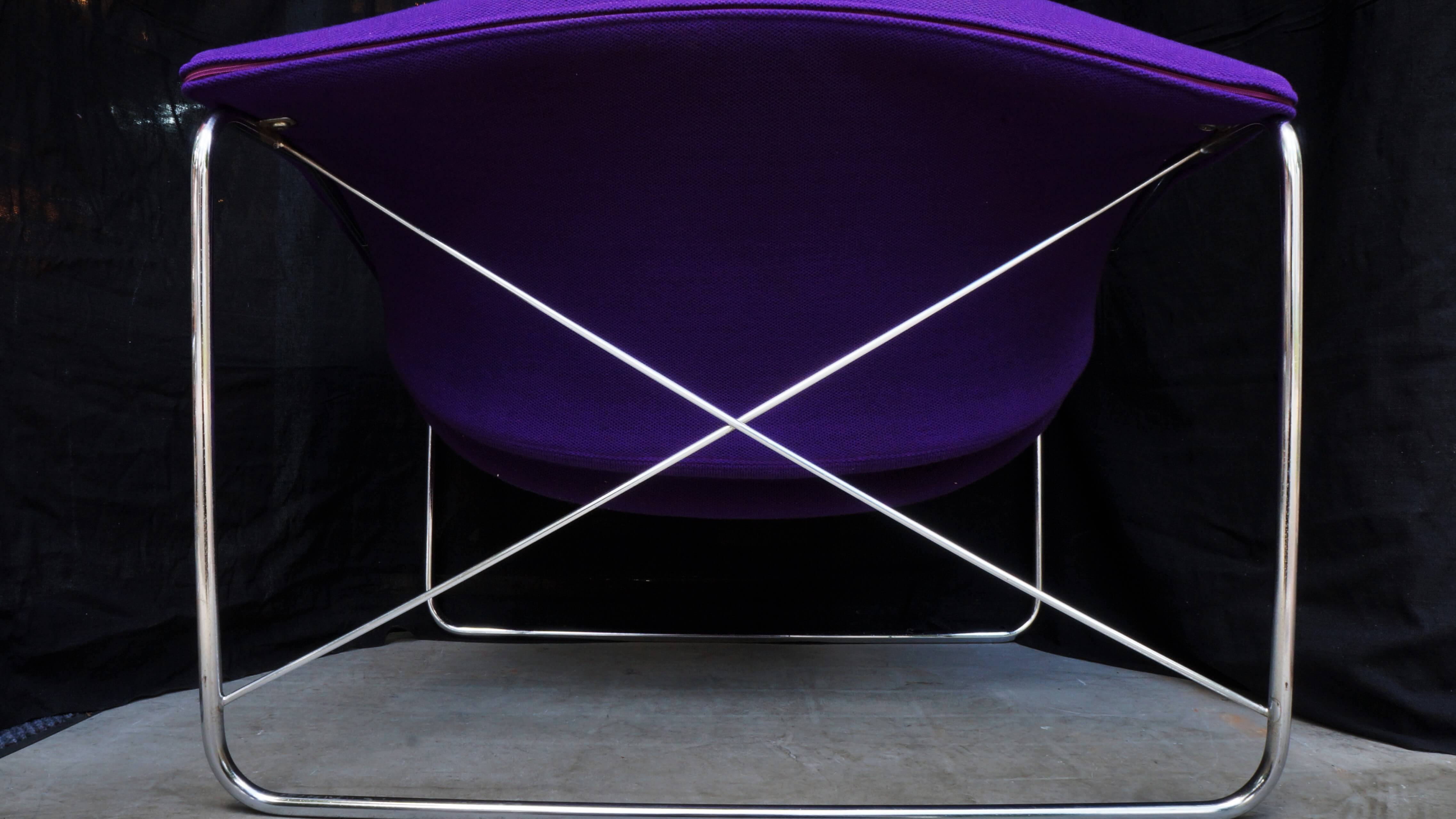 airborne Cubic Chair designed by Olivier Mourgue/エアボーン キュービックチェア オリヴィエ・ムルグ デザイン