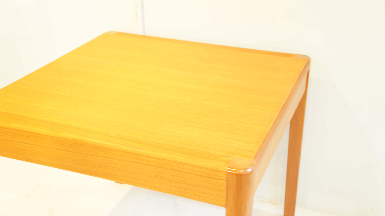 JAPAN VINTAGE TEAK WOOD DINING TABLE / ジャパン ビンテージ チーク材 ダイニング テーブル