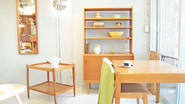 Denmark/UK/Japan Vintag Furniture・Clothing