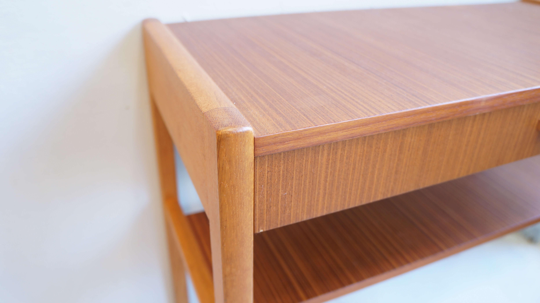 SWEDISH VINTAGE SIDE CHEST TABLE/スウェーデン ヴィンテージ サイド チェスト テーブル