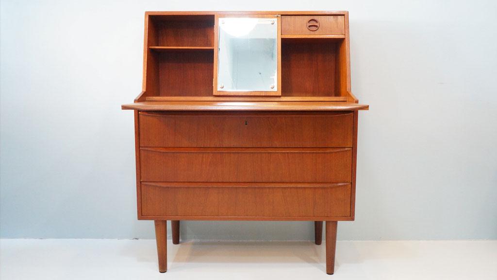 Denmark Vintage Writing Bureau