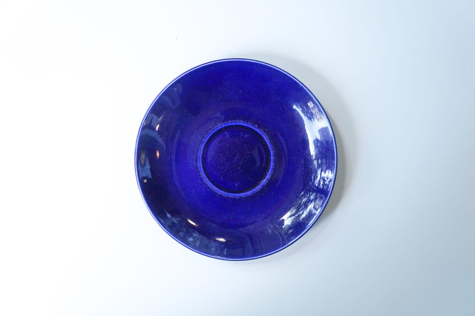 """GUSTAVSBERG Lisa Larson design cup&saucer """"Matilda""""/グスタフスベリ リサ・ラーソン デザイン カップ&ソーサー """"マチルダ"""""""