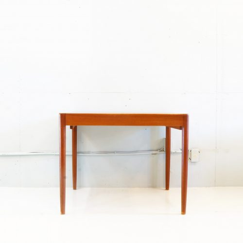 VINTAGE TEAK WOOD EXTENSION DINING TABLE / ヴィンテージ チーク エクステンション ダイニングテーブル