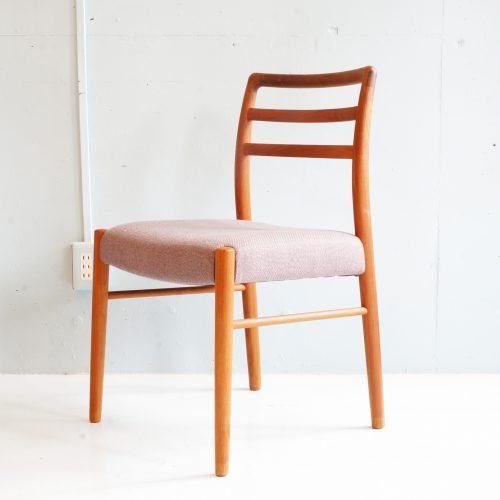 Teak Wood Dining Chair/ チーク材 ダイニングチェア