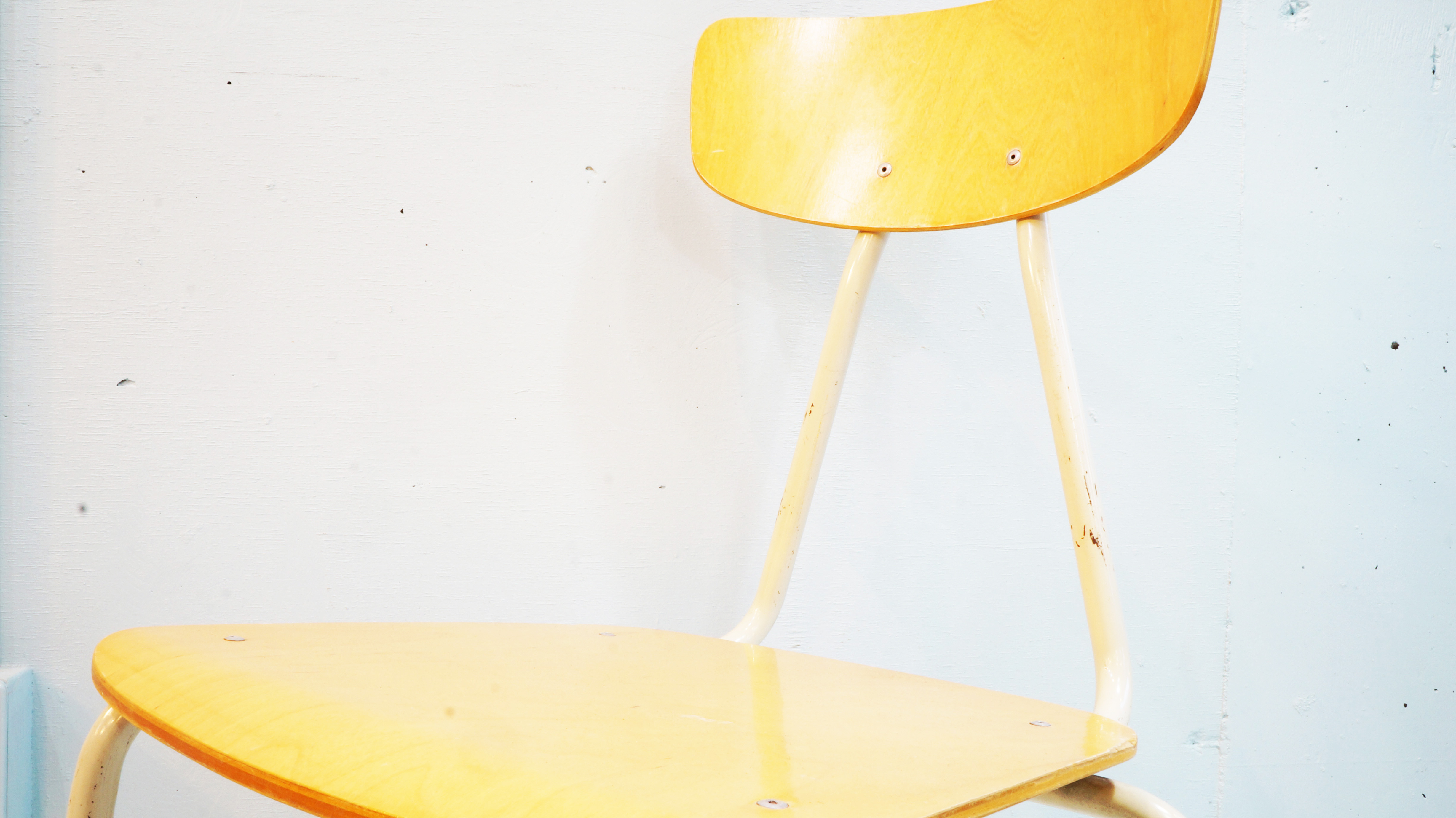 ARY STALMOBLER SCHOOL CHAIR made in SWEDEN / スェーデン製 スクールチェア 学校椅子