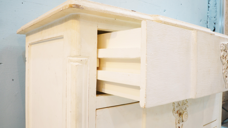 blanc d'ivoire cabinet PAOLA series / ブランディボワール キャビネット パオラシリーズ