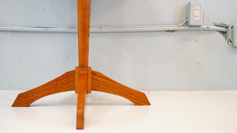 OAK VILLAGE TEA TABLE / 飛騨家具 オークヴィレッジ ティーテーブル ナラ材