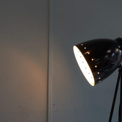 "Aluminor France floor lamp ""CAMERA"" / アルミノール フランス フロアランプ ""カメラ"""