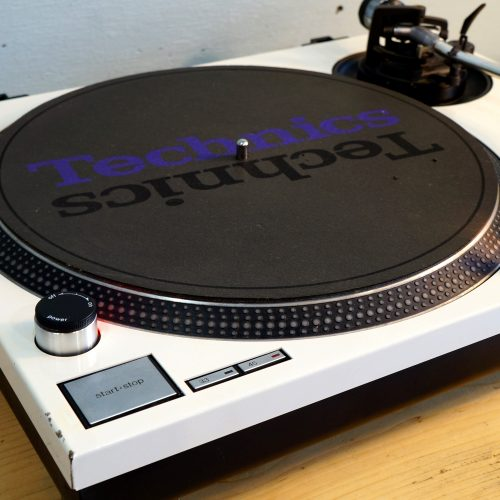 Technics SL1200-MK3 Record player / テクニクス レコードプレーヤー