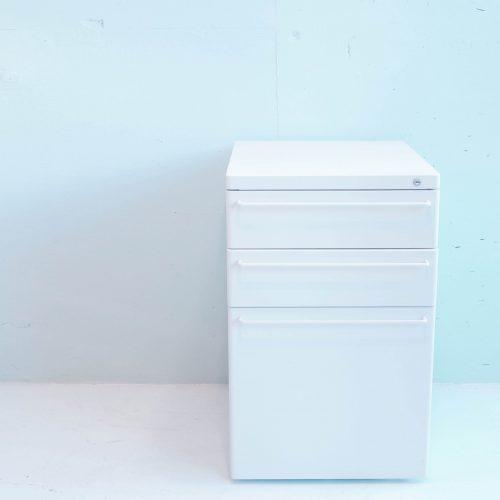 MUJI steel cabinet Light gray / 無印良品 スチールキャビネット ライトグレー
