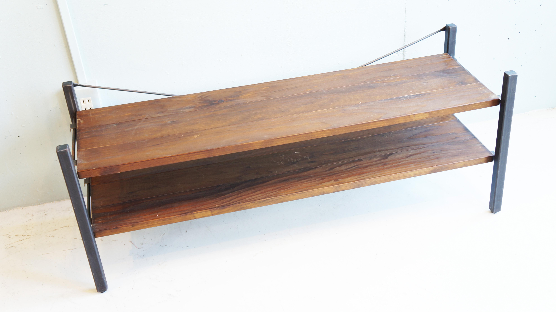 ACME Furniture GRANDVIEW TV BOARD OPEN SHELF / アクメファニチャー TVボード オープンシェルフ インダストリアルスタイル