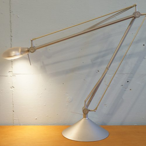 "FLOS desk light ""ARCHIMOON TECH"" designed by Philippe Starck/フロス デスクライト アーキムーン テック フィリップ・スタルク デザイン"