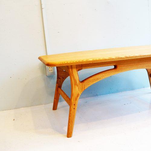 OAK WOOD LOW TABLE / オーク材 ローテーブル ナチュラルスタイル