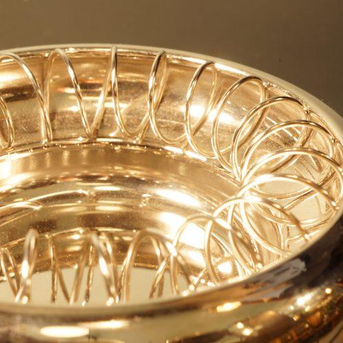 "ALESSI ""SPIRAL"" ash tray designed by Achille Castiglioni/アレッシィ スパイラル アッシュトレイ 灰皿 アッキレ・カスティリオーニ デザイン"