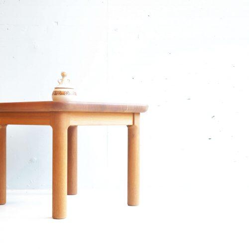 Japan vintage aobayashi seisakujo teak wood side table/ジャパンビンテージ 青林製作所 チークウッド サイドテーブル
