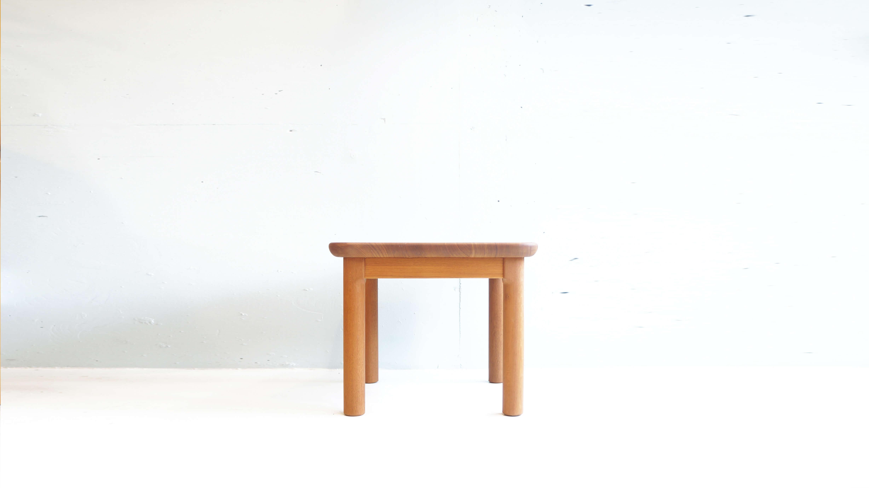 Japan vintage teak wood side table/ジャパンビンテージ チークウッド サイドテーブル