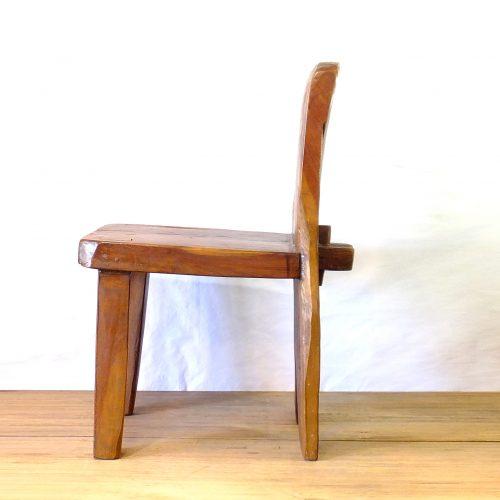 Solid wood CHAIR Asian Taste / 無垢材 椅子 日本家具