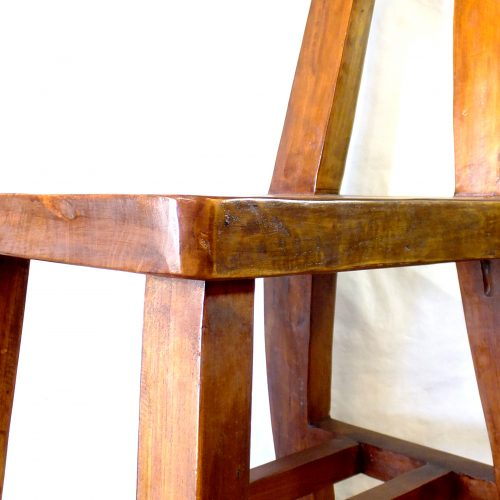 Solid wood CHAIR Ethnic Taste / 無垢材 椅子 民芸家具