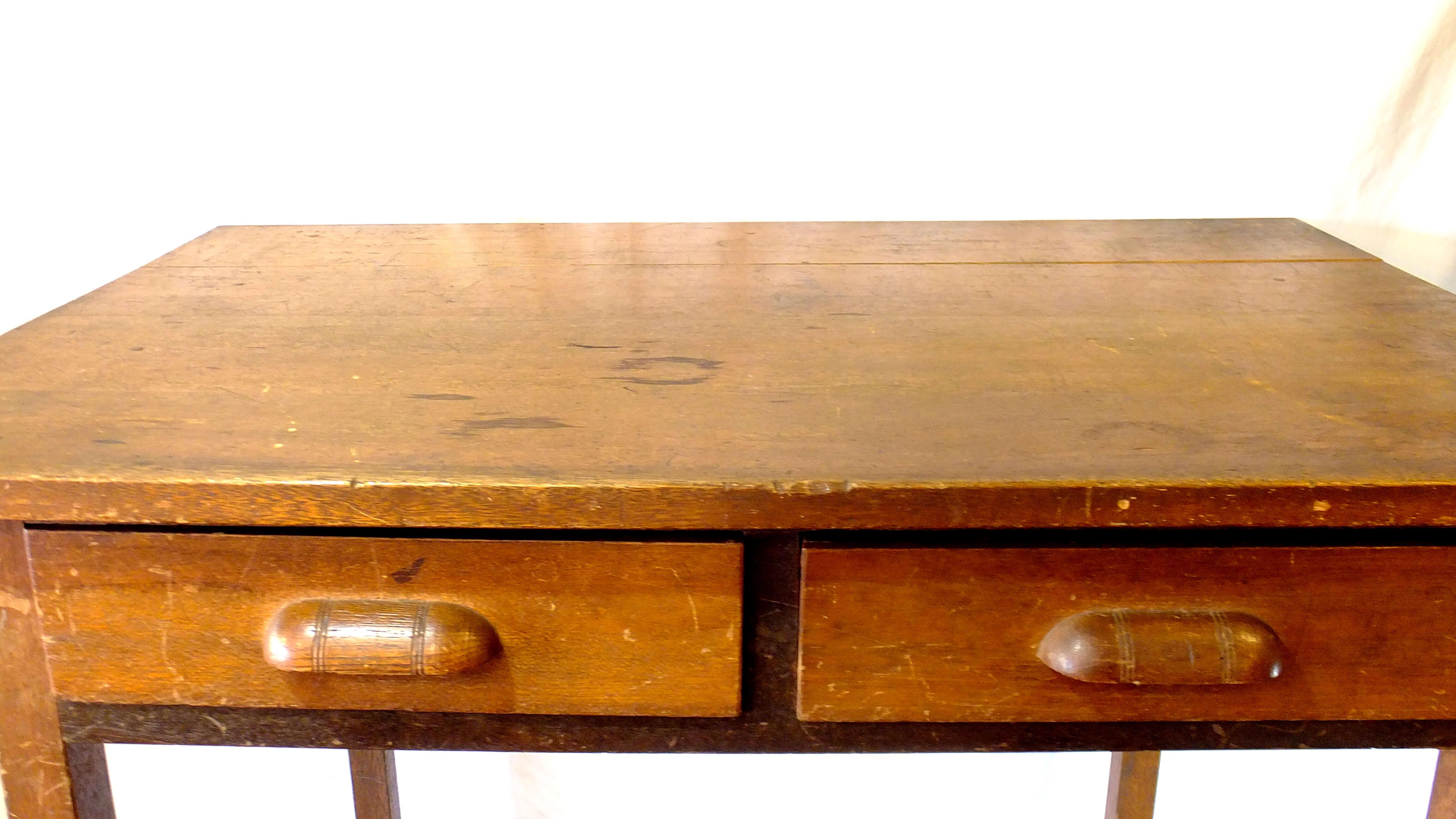 furuichi vintage secondhand japan retro work desk 日本の古い作業