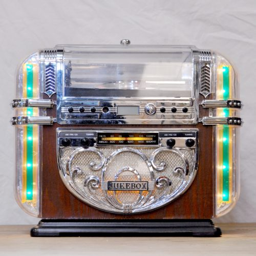 WINTECH Jukebox CDplayer / ウィンテック ジュークボックス型CDプレーヤー