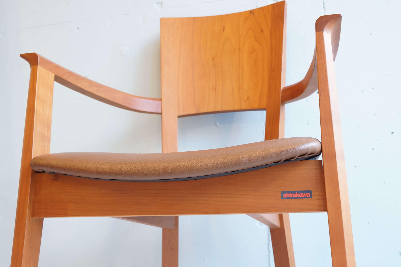 SHIRAKAWA 飛騨 家具 シラカワ LEVY レヴィ ダイニング チェア 椅子