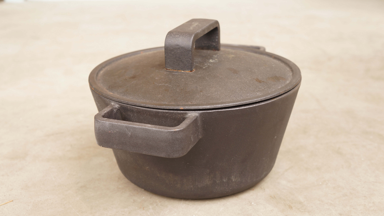 iittala Tools Dahlstrom98 Iron Casserole 3.0ℓ/イッタラ ツールズ ダールシュトロム98 鋳鉄製なべ 3.0リットル