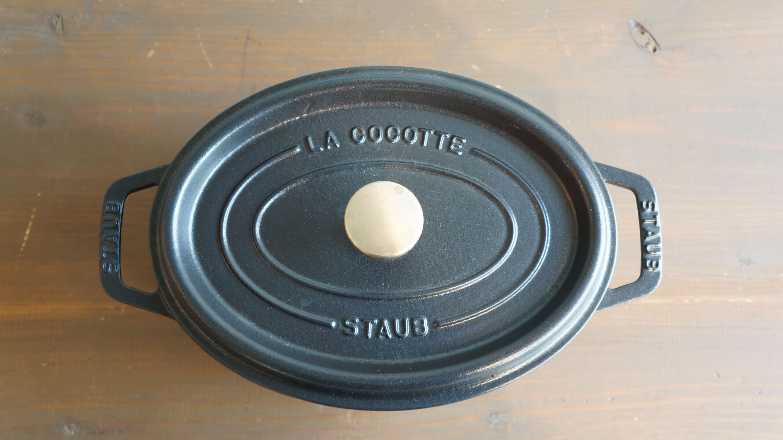 staub pico cocotte Oval 23cm/ストウブ ピコ・ココット オーバル 23cm
