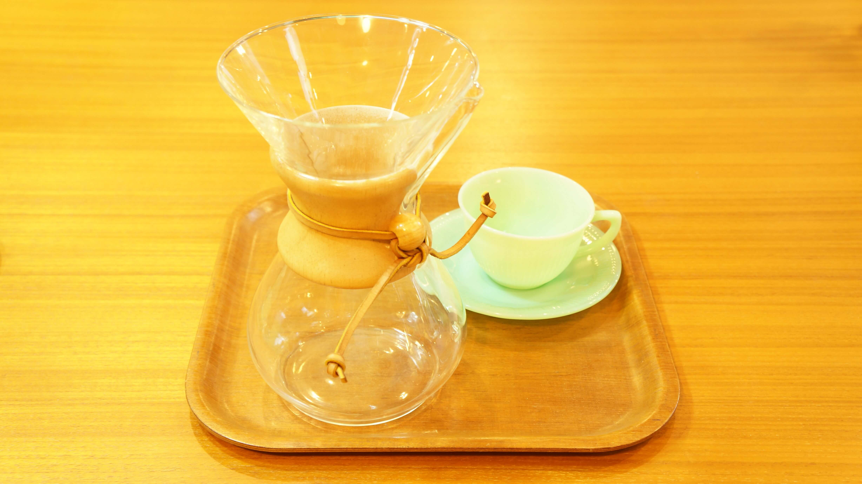 CHEMEX coffee maker for 6cup dripper/ケメックス コーヒーメーカー 6カップ用 ドリッパー