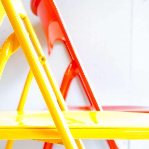 ACTUS ORIGINAL FOLDING CHAIR / アクタス オリジナル 折り畳み椅子