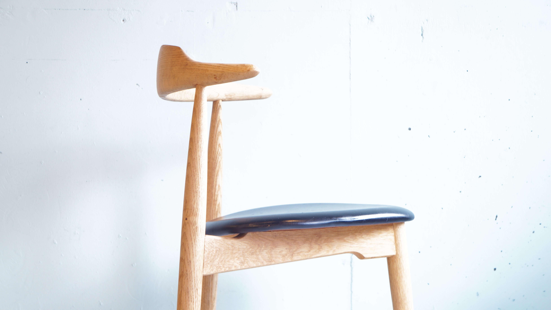Fritz Hansen Heart Chair FH-4104 designed by Hans J. Wegner/フリッツ・ハンセン ハートチェア FH-4104 ハンス・J・ウェグナー デザイン