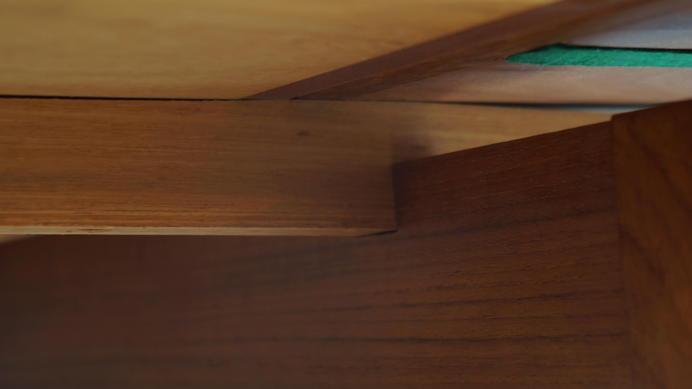 DENMARK VINTAGE EXTENSION DINING TABLE / デンマーク製 ヴィンテージ エクステンション ダイニングテーブル