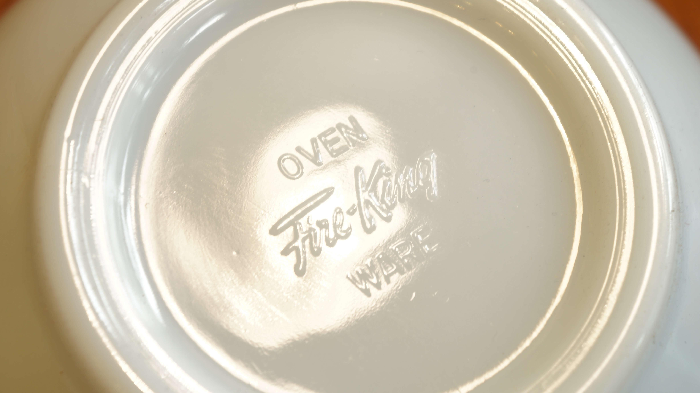 fire-king Chili Bowl /ファイヤーキング チリボウル