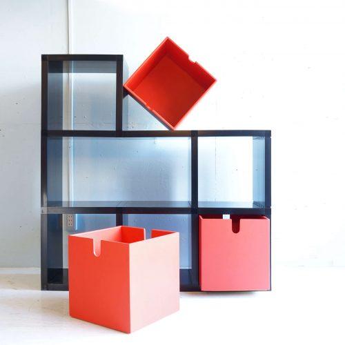 Kartell Modular Bookshelf / カルテル モジュラーブックシェルフ