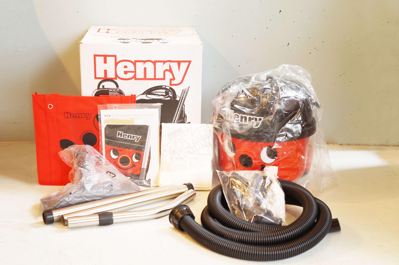 Nematic Henry vacuumcleaner
