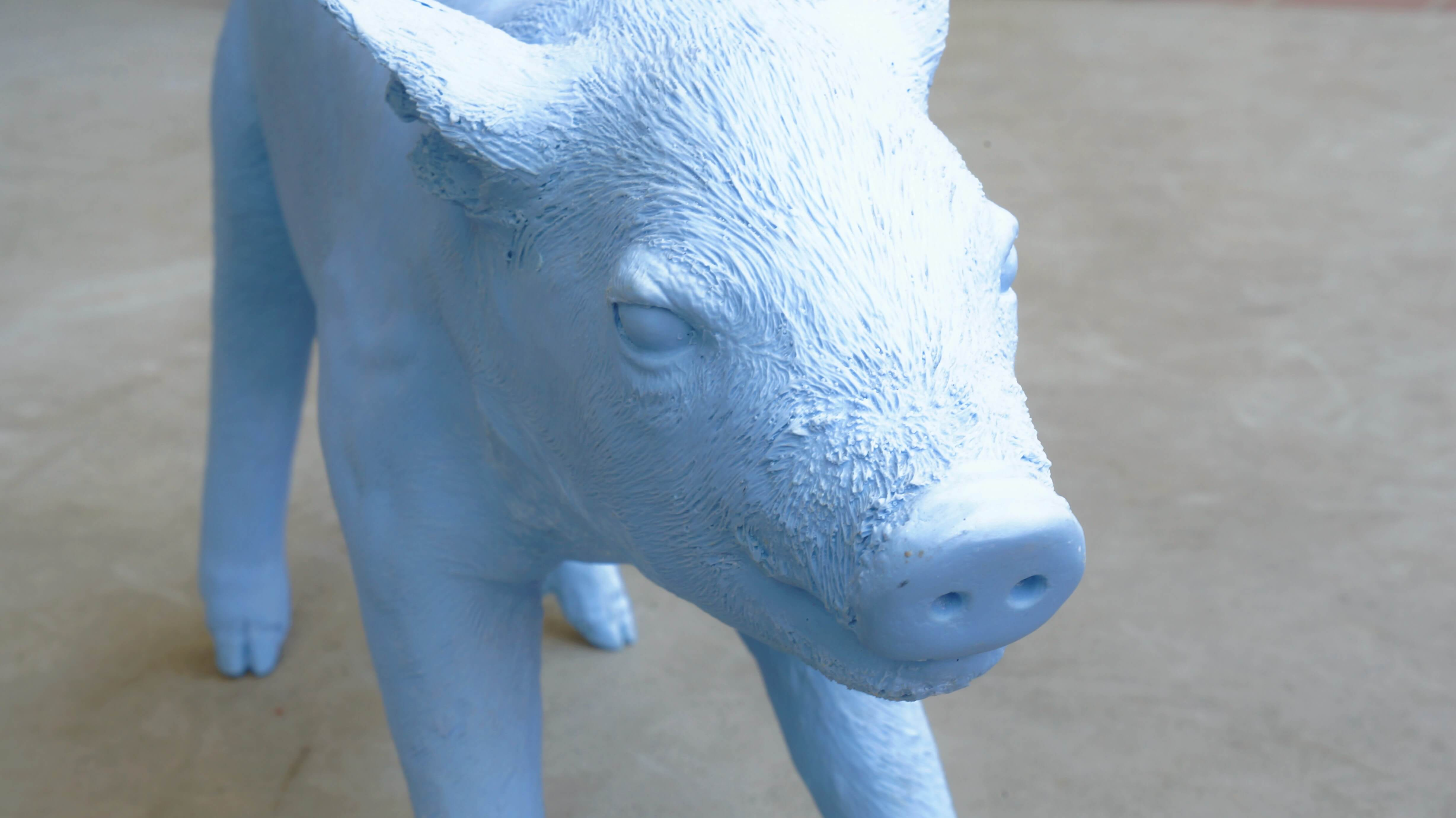 "Harry Allen design ""REALITY"" series ""Bank in the form of a pig""/ ハリー・アレン デザイン ""リアリティ""シリーズ ブタの貯金箱"
