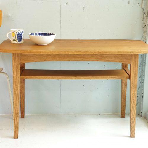 unico/ウニコ KURT/クルト カフェテーブル Cafe table 机