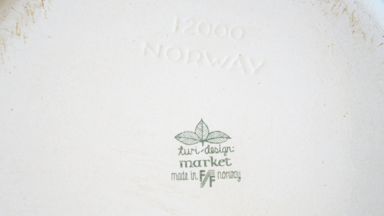 Figgjo casserole market designed by Turi Gramstad Oliver Norway / フィッギオ マーケット キャセロール トゥーリ・グラムスタッド・オリヴェル デザイン ノルウェー