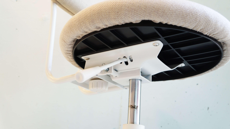 MUJI WorkChiar / 無印良品 ワーキングチェア・ガススプリング昇降式