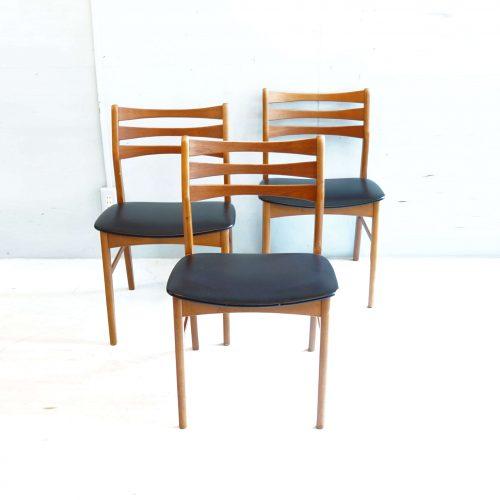 Faldsled & Mobelfabrik Dining Chair Made in Denmark / デンマーク製 ダイニングチェア 北欧家具