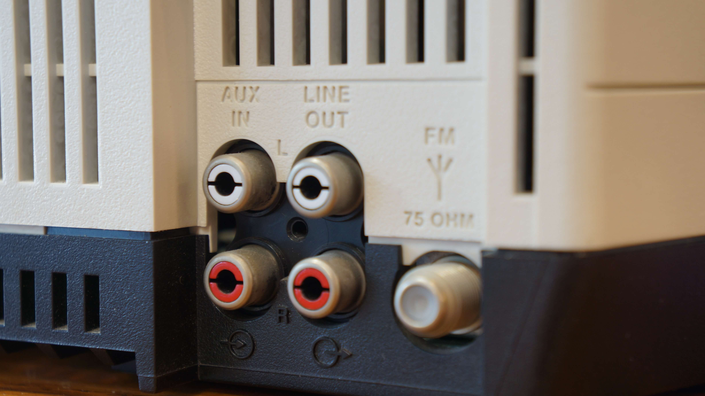 BOSE AWRC/0P Wave Radio・CD / ボーズ ウェーブラジオ・CD ホワイト オーディオ