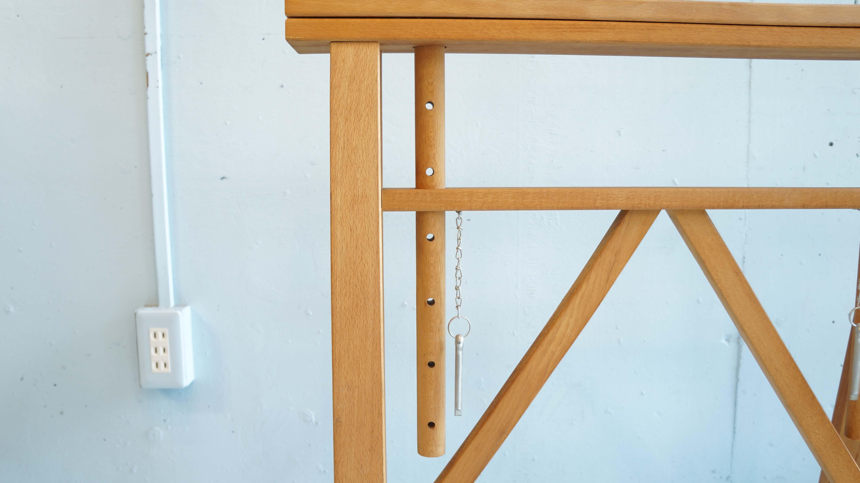 quatre saisons atelier table legs / キャトル セゾン アトリエテーブル 脚 サクラ材
