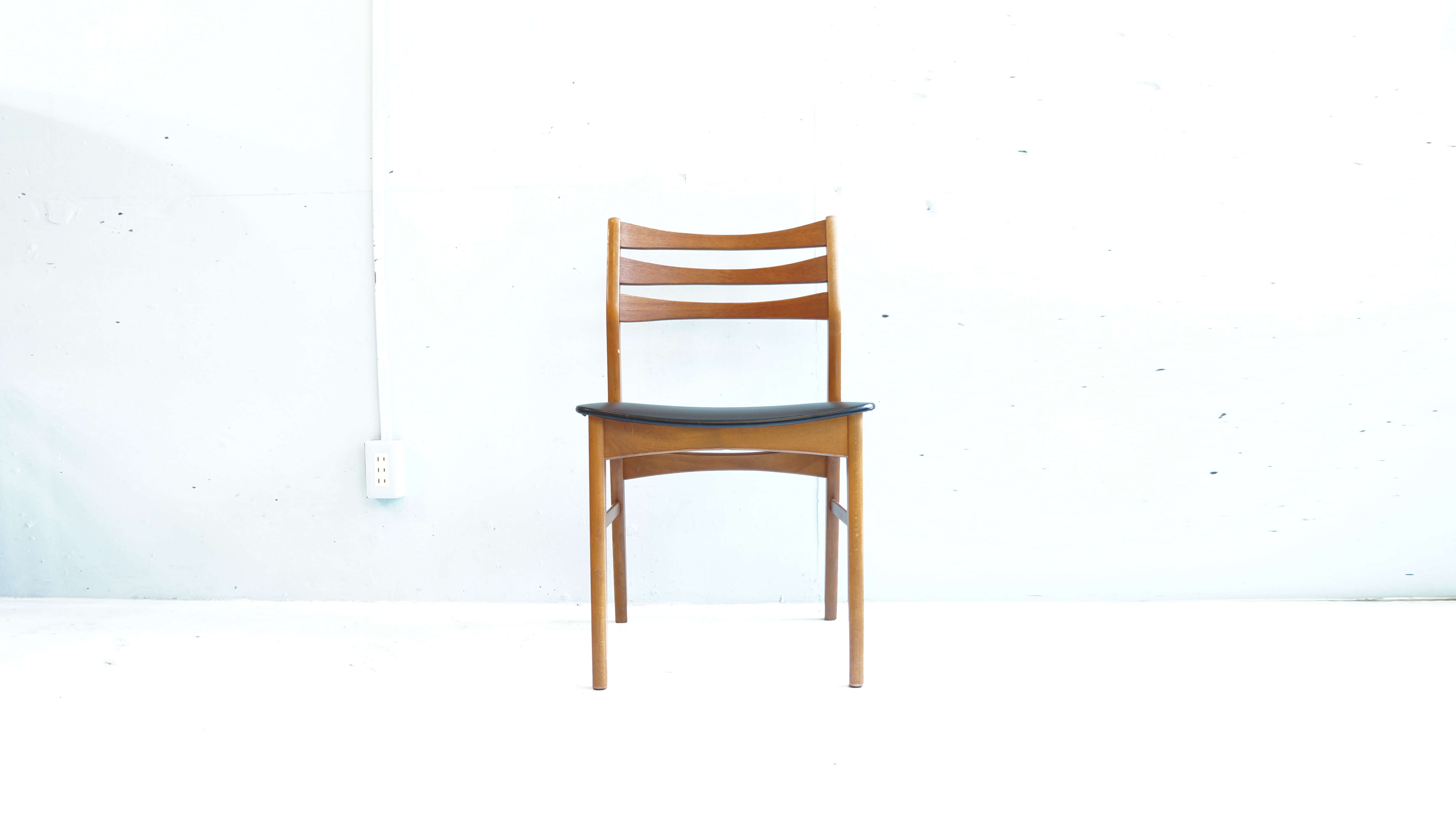 Faldsled & Mobelfabrik Dining Chair Made in Denmark / デンマーク製 ダイニングチェア 北欧家具