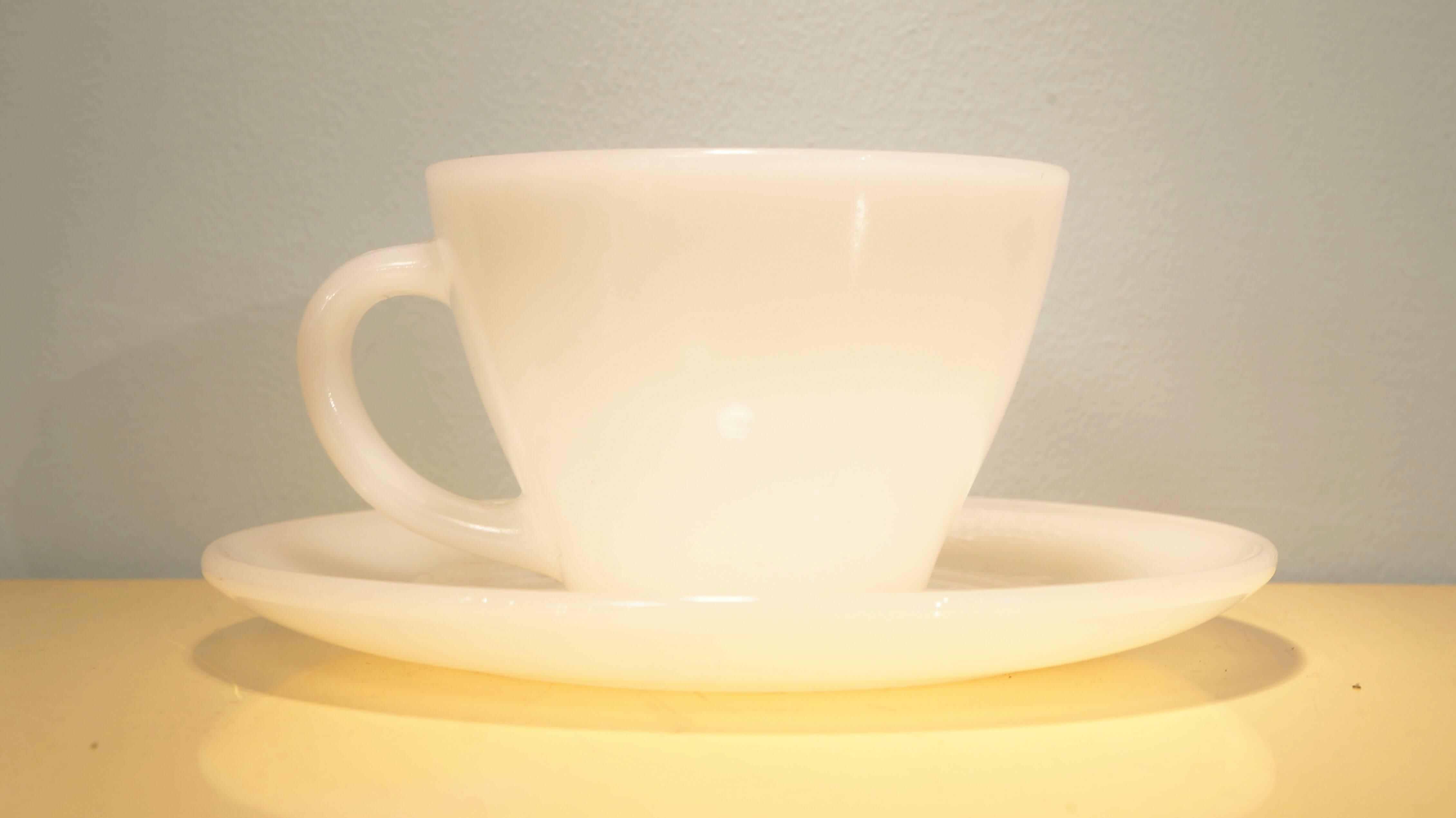 fire-king premium series cup&saucer/ファイヤーキング プレミアムシリーズ カップ&ソーサー