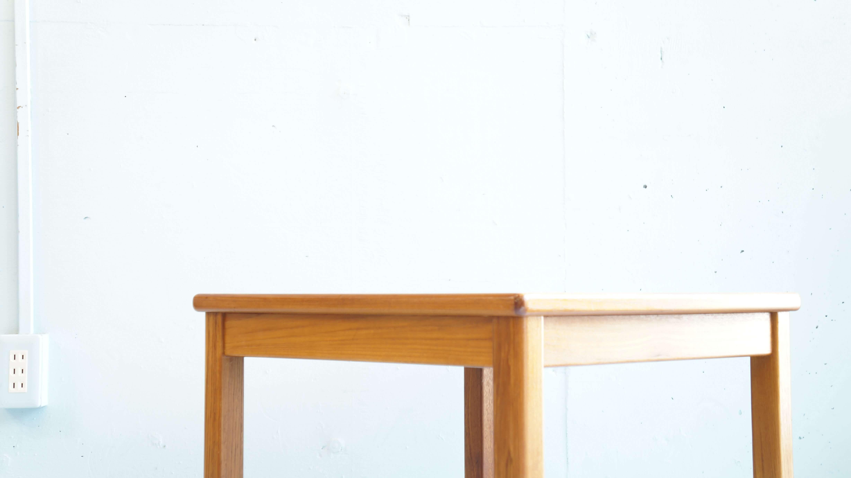 japan vintage teak wood low table / チーク材 ローテーブル ジャパンビンテージ